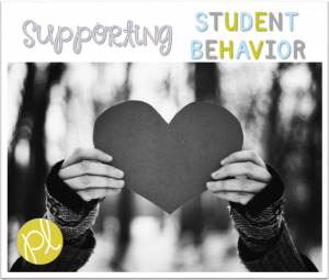 Student Behavior Positively Learning