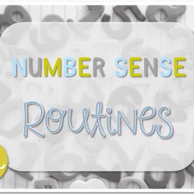 Number Sense is Making Sense!