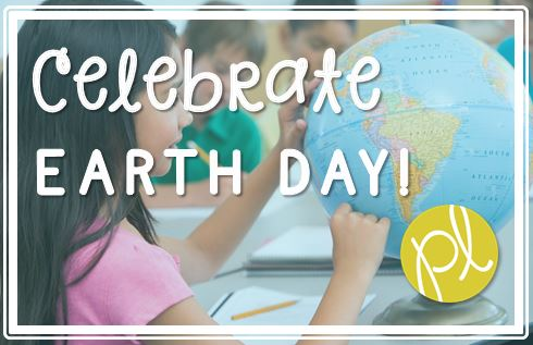 Celebrate Earth Day Free Activity from Positively Learning Blog