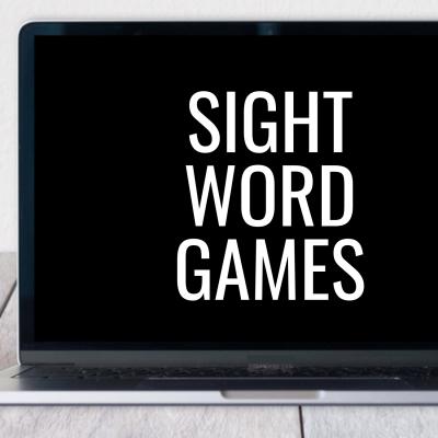 Slap! Sight Word Game