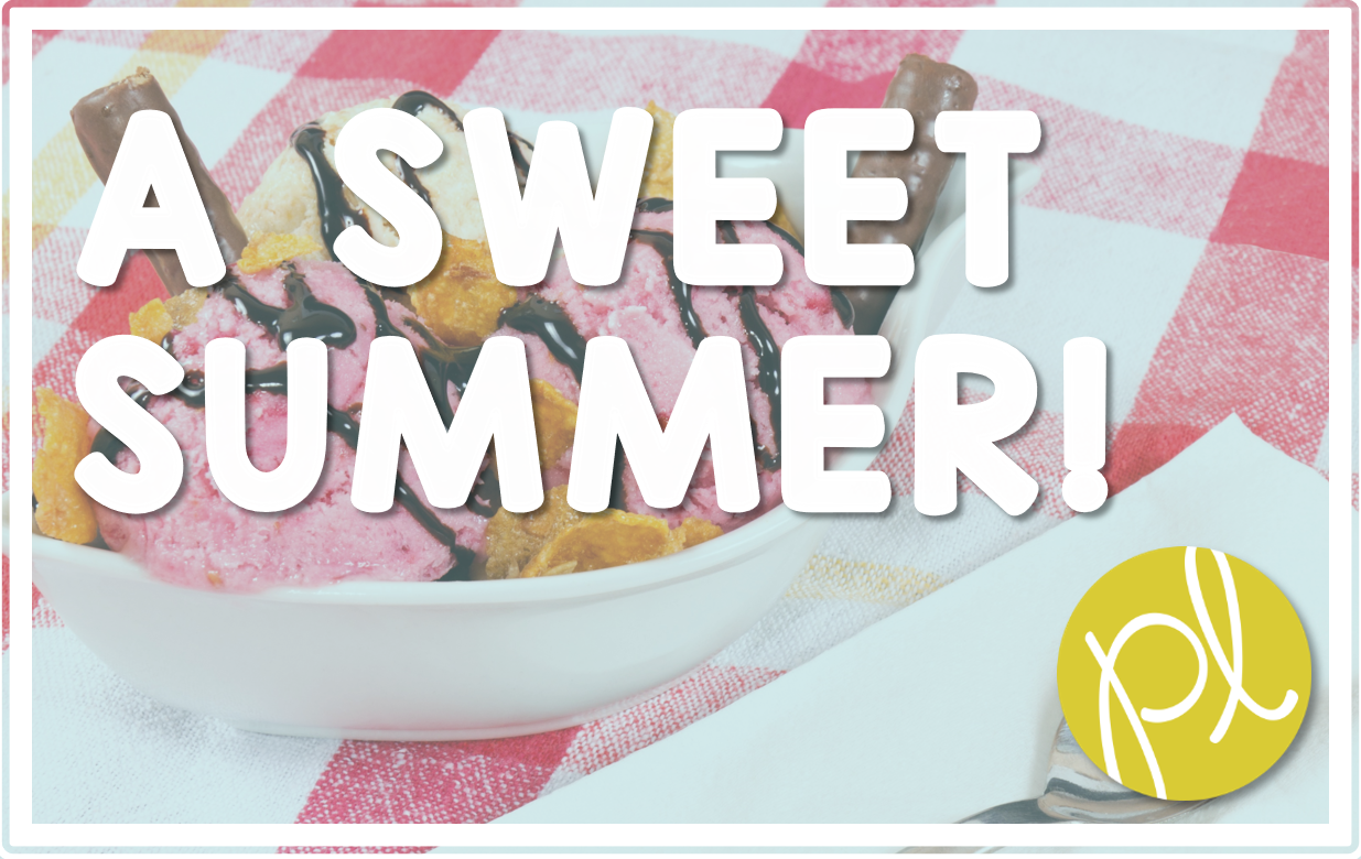 Here's to a SWEET summer with these free practice pages from Positively Learning Blog