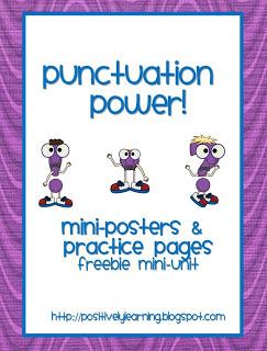 Punctuation Resource
