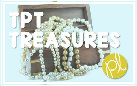 TPT Treasures: Counting On