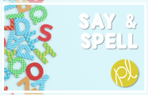 Say and Spell