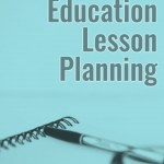 Special Education Lesson Planning