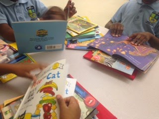 Independent Reading & Freebie!