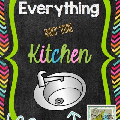 Double Up! Kitchen Sink Update 4