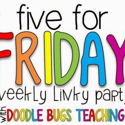 5 for Friday Freebies!