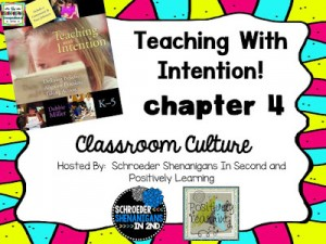 Teaching with Intention: Classroom Culture
