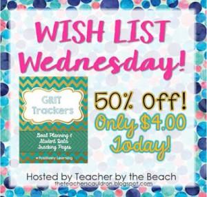 A Gritty Wishlist Wednesday!