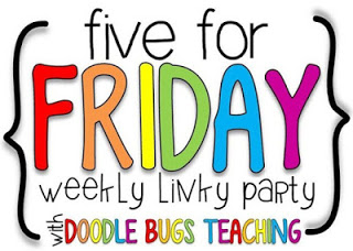 5 for Friday: All About Our Week!