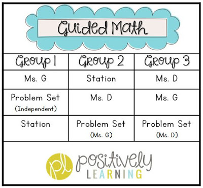 Positively Learning Guided Math
