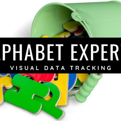 Alphabet Visual Tracker