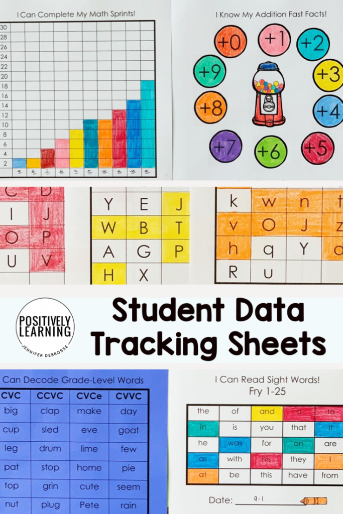 A free alphabet visual tracker! We displayed this in our reading intervention groups to celebrate our success as we mastered letter identification and sound-correspondence. My students were so excited as the chart became more colorful. Download free today!