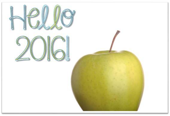 Hello 2016!