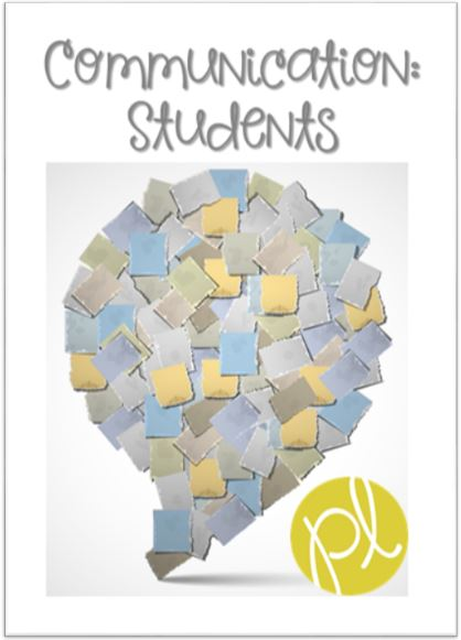 Ideas to increase student communication from Positively Learning Blog