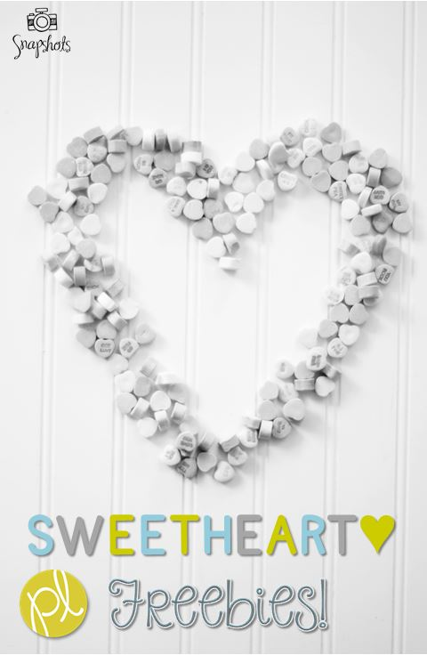 Sweetheart Freebies!