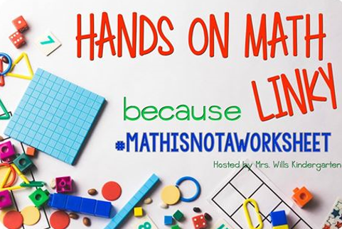 Positively Learning Math Linky Blog