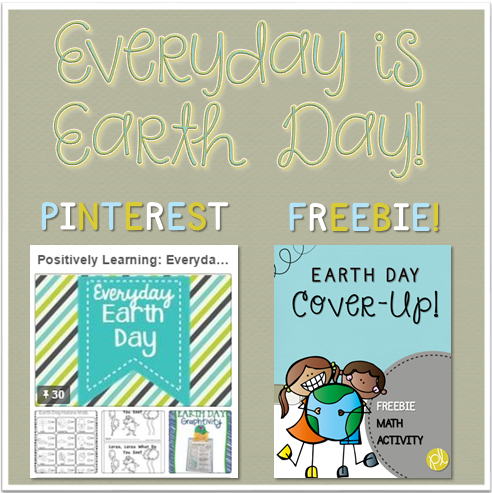 Positively Learning Earth Day Blog