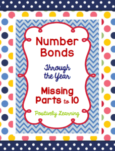Positively Learning Number Bonds Through the Year