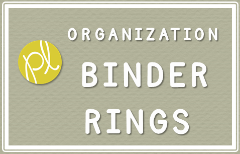 Positively Learning Organization Binder Rings