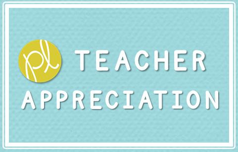 Positively Learning Teacher Appreciation Week Blog