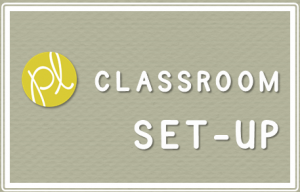 Five for Friday: Classroom Set-Up
