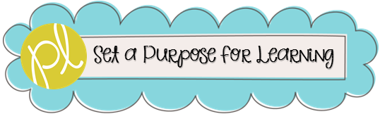 Professional Development Set a Purpose for Learning