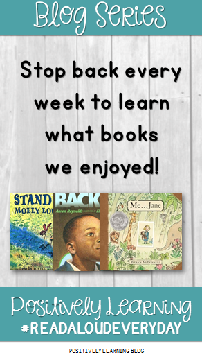 Positively Learning Read Aloud Books