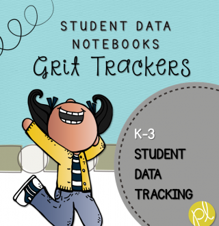 Grit Trackers Student Data Notebooks Positively Learning
