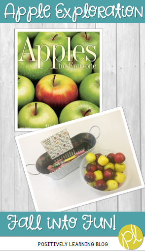 Positively Learning Blog Apples for Everyone