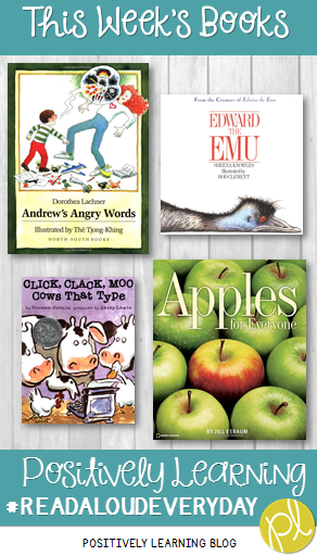 Positively Learning Blog: Favorite Read Alouds