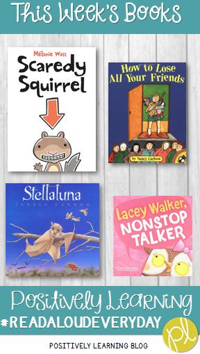 Positively Learning Blog: September Read Aloud Books