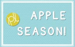 Vintage Fall: Apple Freebie