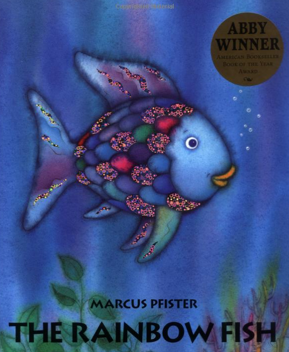 Read Aloud The Rainbow Fish Positively Learning Blog