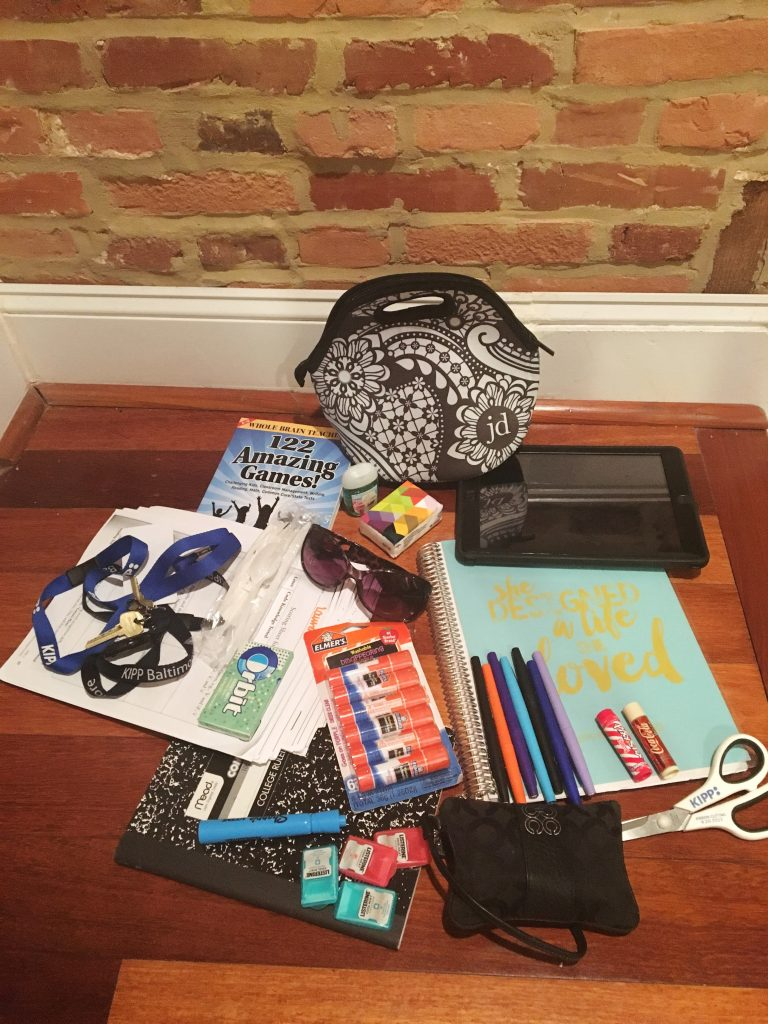 Positively Learning Blog Look Inside my Favorite Teaching Bag