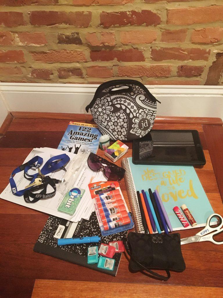 Positively Learning Blog Look Inside my Favorite Teaching Bag