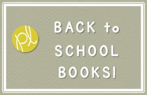 Back to School Books!