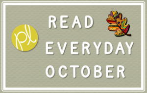 READ Everyday: October