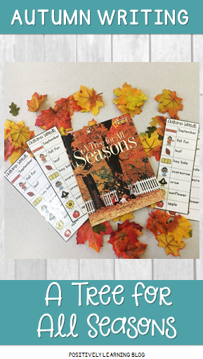 Autumn Lists for Writing