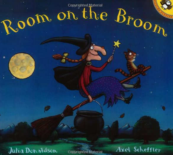 Room on the Broom: A Spooky Read Aloud