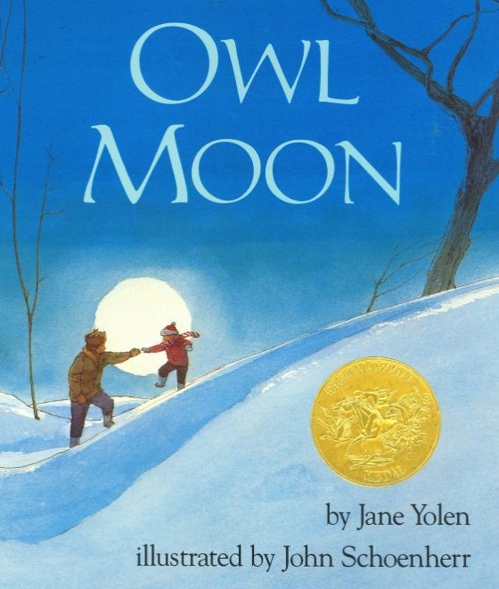 October Read Aloud: Owl Moon