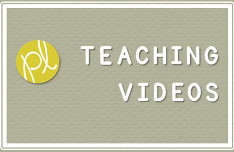 Teaching Videos!