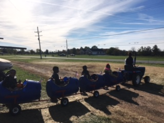 Positively Learning Pumpkin Time and Farm Field Trip