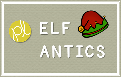 Elf Antics: Free Elf Writing Journal from Positively Learning