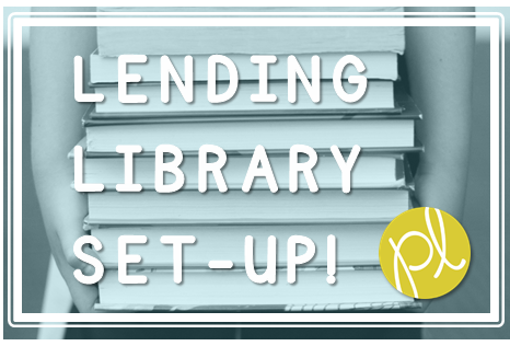 Here are quick and easy steps to set up your own classroom library! Positively Learning Blog