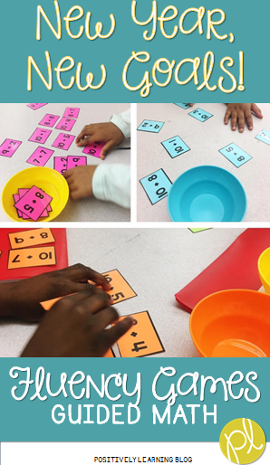 Positively Learning Teaching Goals for the New Year: Guided Math