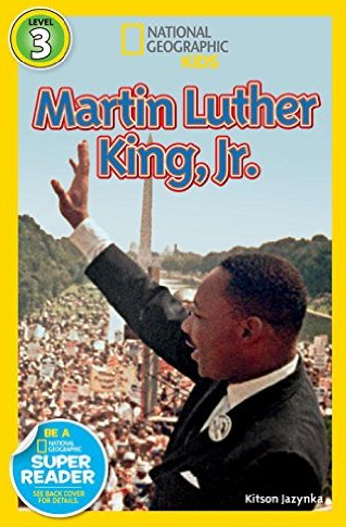Positively Learning Blog Ideas to celebrate Martin Luther King, Jr. in the classroom