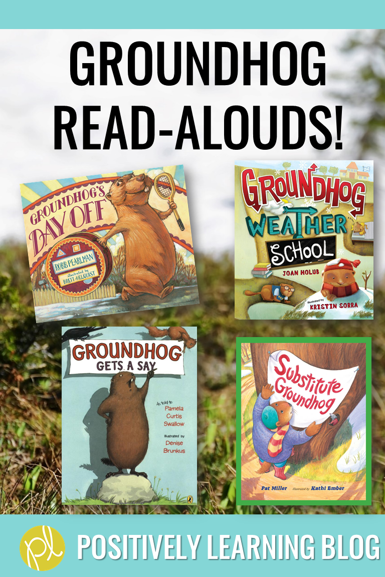 Looking for Groundhog Day books? My first grade students enjoyed these read alouds as we celebrated Phil on February 2nd! From Positively Learning Blog