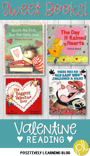 Positively Learning Blog Valentine Book Read Aloud Favorites